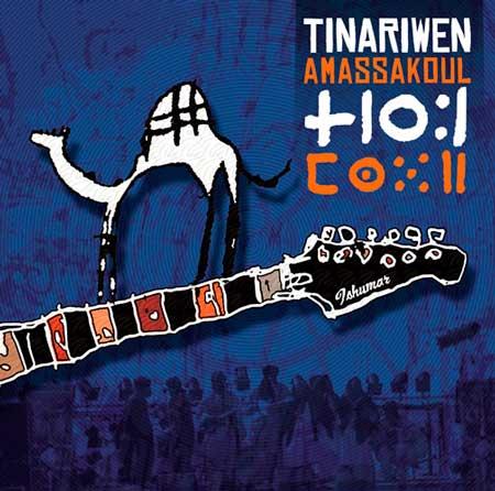 Tinariwen---Amassakoul